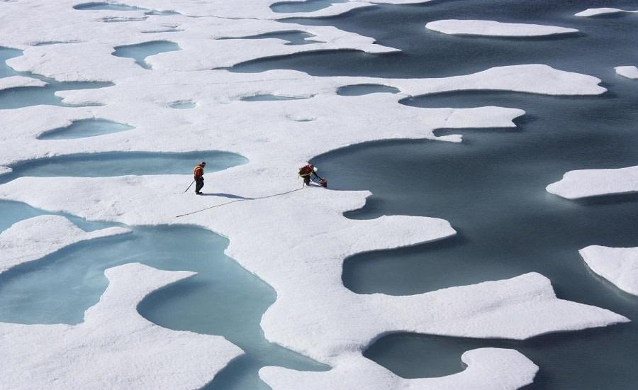 θερμοκρασία Αρκτικό Κύκλο