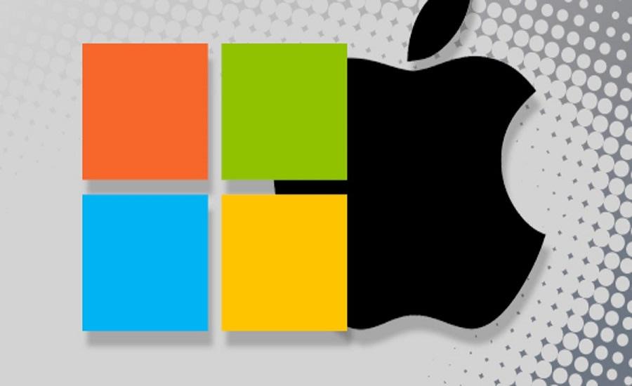 Microsoft αξία αγοράς