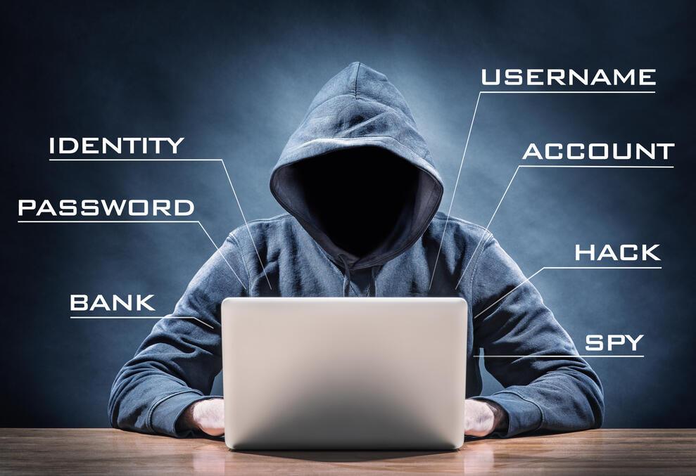 κλοπή credentials