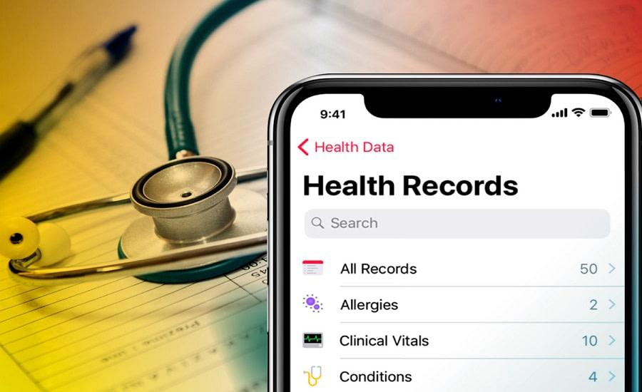 δεδομένα υγείας