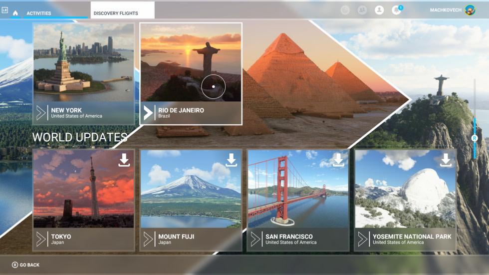 Microsoft Flight Simulator -Xbox Series X / S κονσόλες