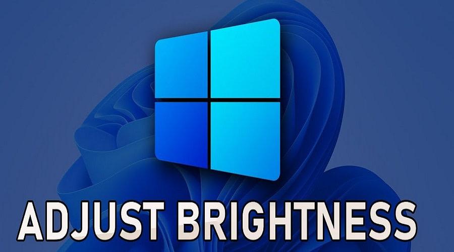 Windows 11 φωτεινότητα οθόνης