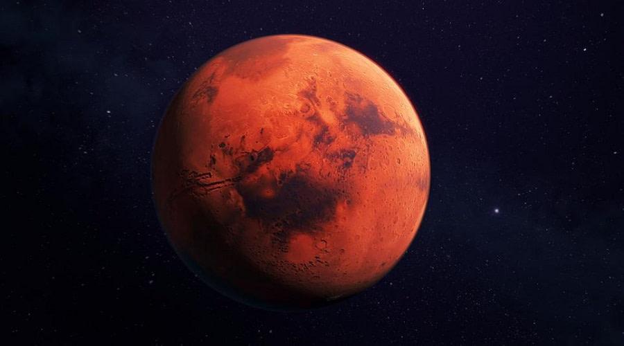 ταξίδι στον Άρη ασφάλεια