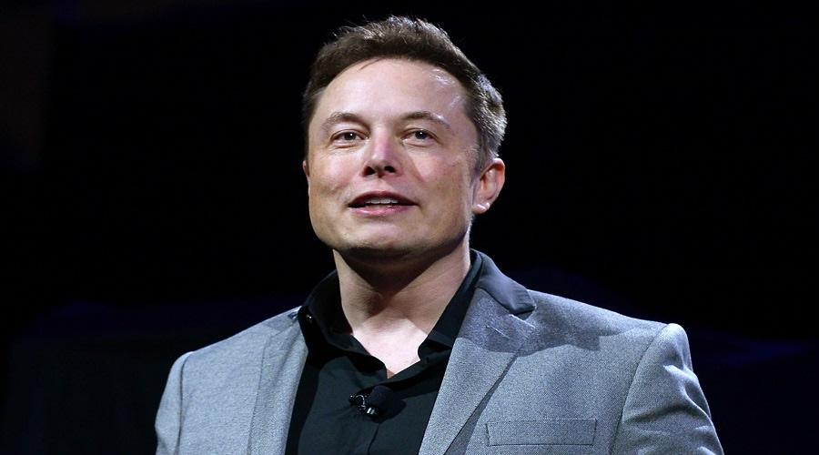 Elon Musk Tesla Κίνα