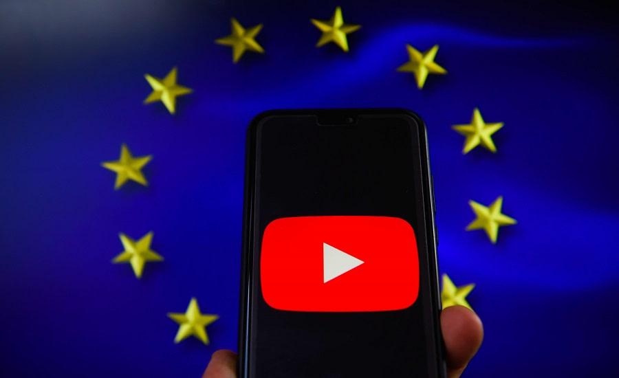 YouTube πνευματικά δικαιώματα
