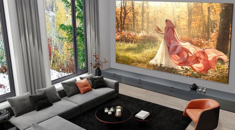 LG DVLED Extreme Home Cinema τηλεόραση