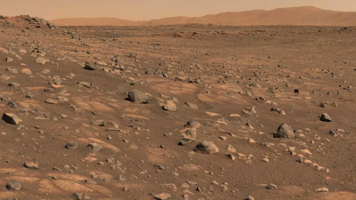 Perseverance - δείγματα πετρωμάτων - Άρη