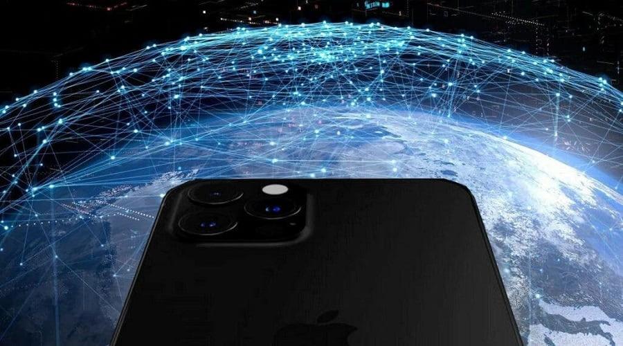 iPhone 13 δορυφορικές επικοινωνίες