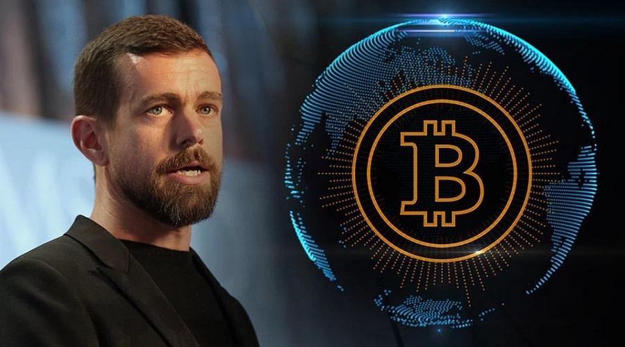 Twitter creators bitcoin