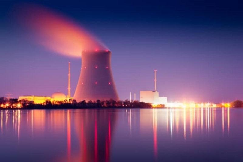 πυρηνικό αντιδραστήρα