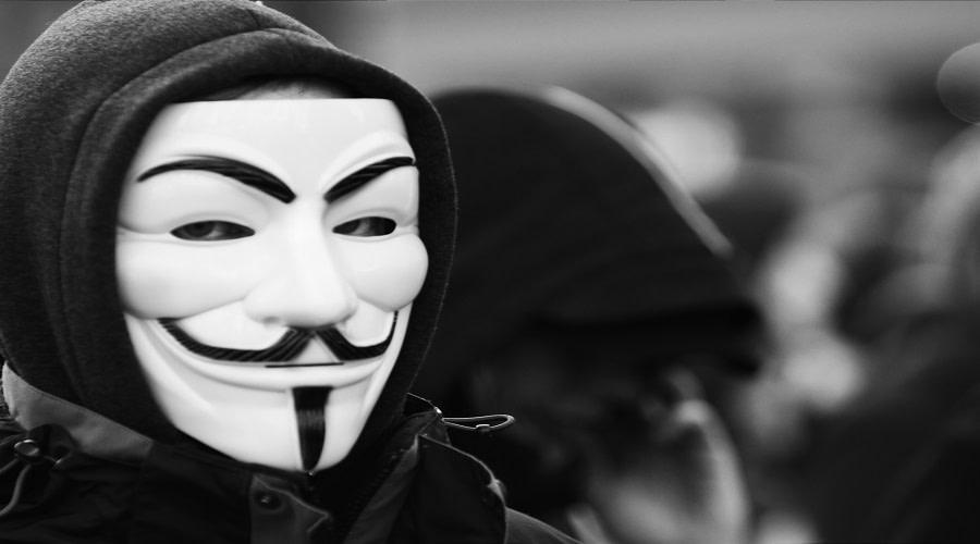 Anonymous Epik hack