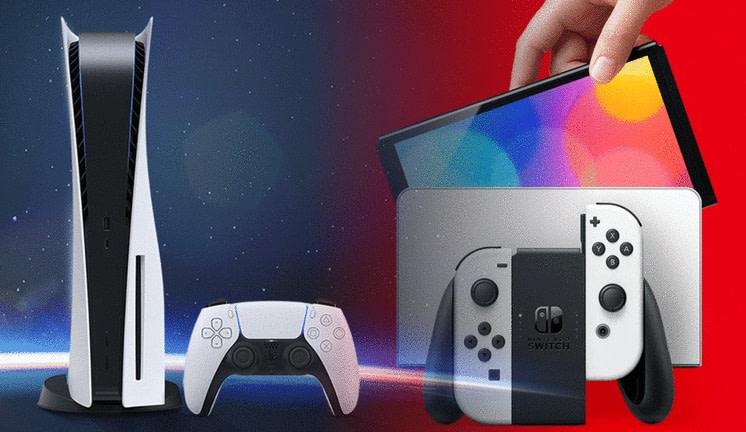 Nintendo Switch και Playstation 5