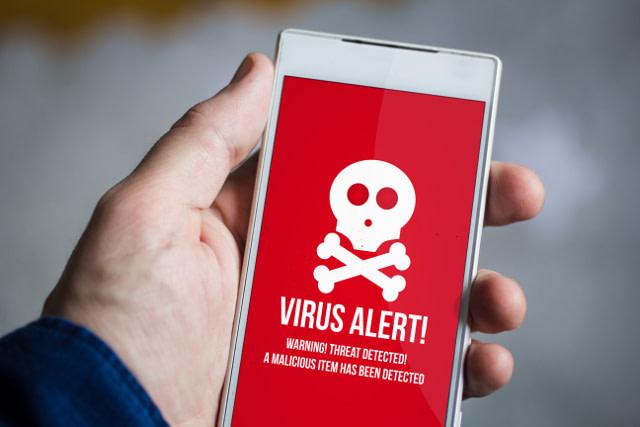 malware κινητό