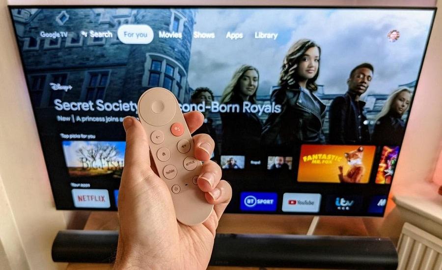 Google TV ταινίες