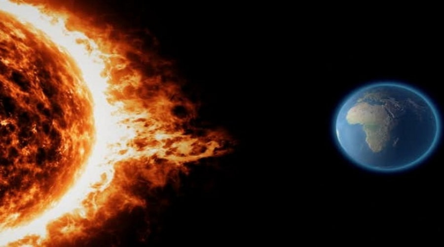 ηλιακή υπερ-καταιγίδα
