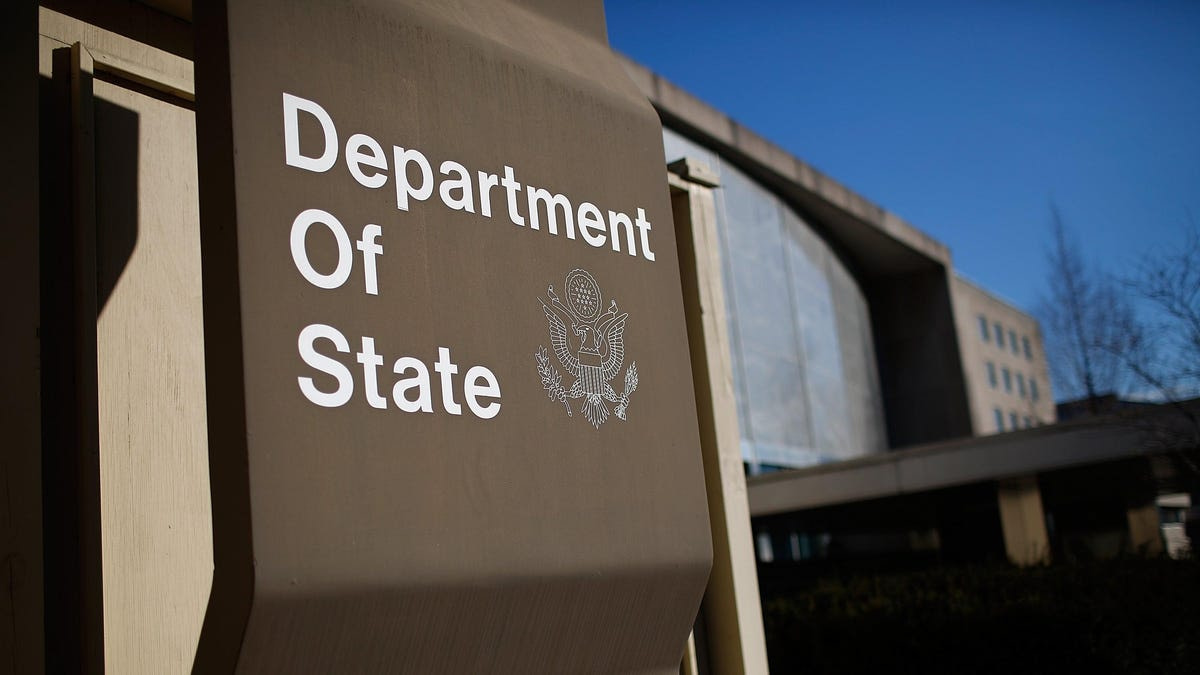 State Department ΗΠΑ