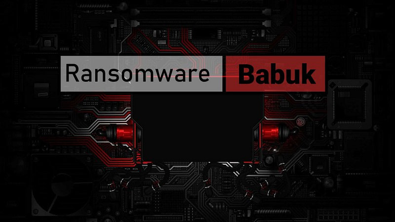 Babuk Locker ransomware - porn εικόνες GIFs