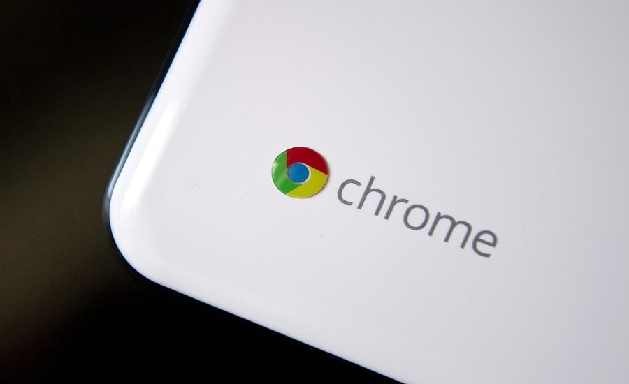 Google Chromebook σφάλμα