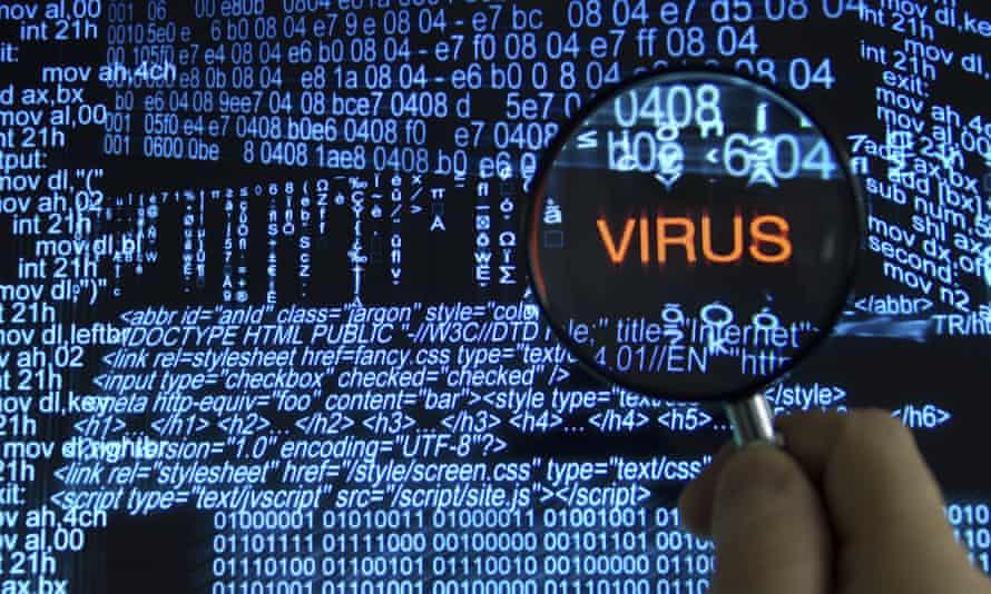 Antivirus ransomware