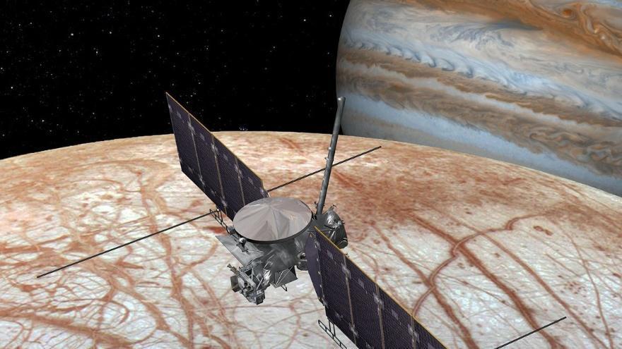 Europa Clipper NASA