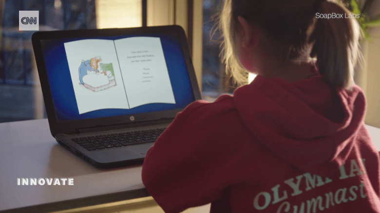 Ιρλανδία Τεχνολογία αναγνώρισης ομιλίας παιδιά