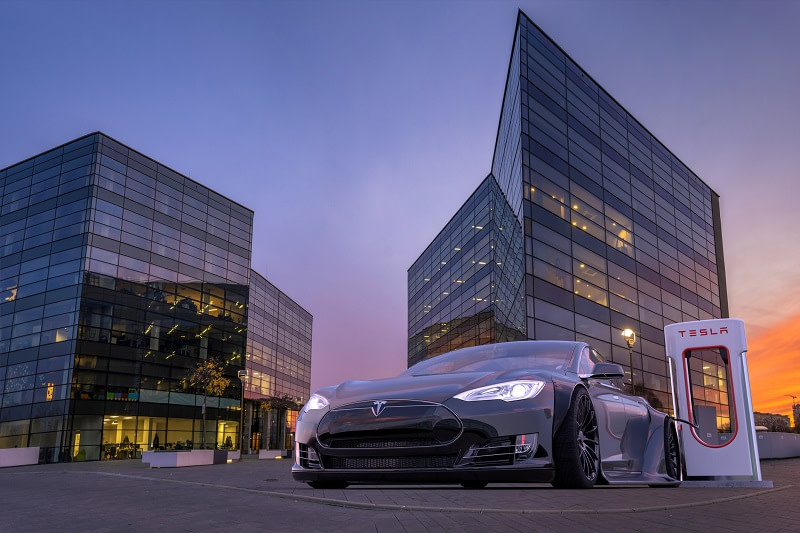 Tesla update