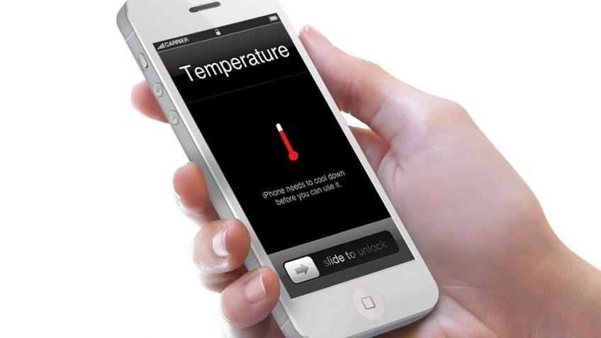 Υπερθέρμανση κινητού: