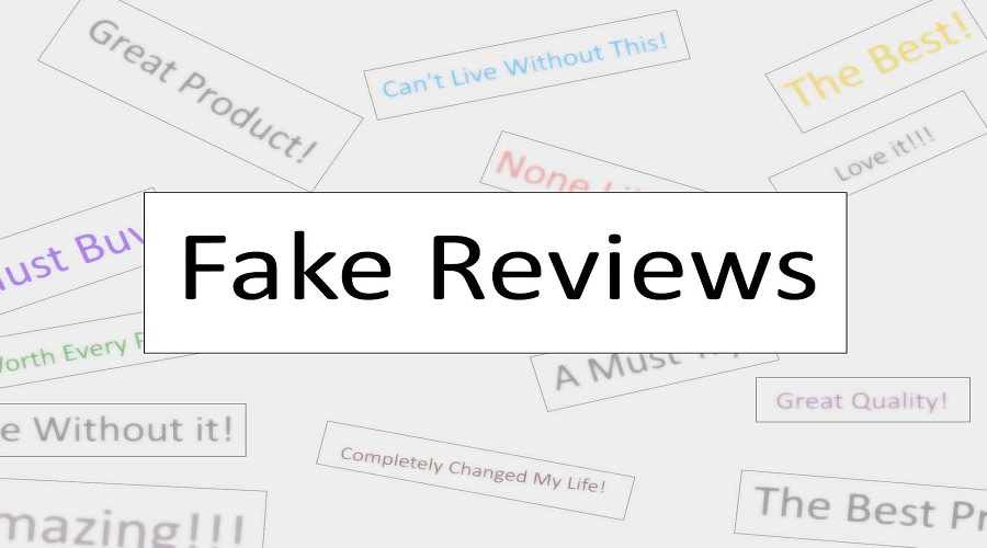 Amazon ψεύτικες κριτικές