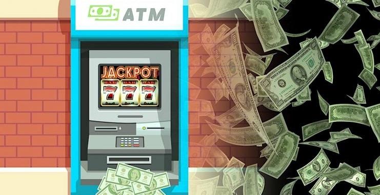 ATM Ευρώπη Πολίτες Λευκορωσίας jackpotting