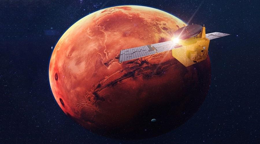 Εμιράτα αποστολή Άρη